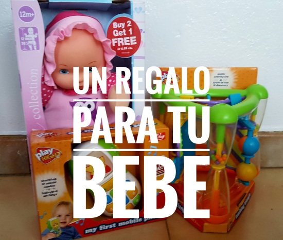 regalo para tu bebe