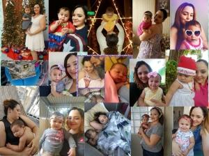 collage-fotos-con-bebe-desde-nacimiento