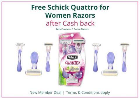 navajas de afeitar de mujer schick en target