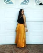 Blogger Samantha Santiago