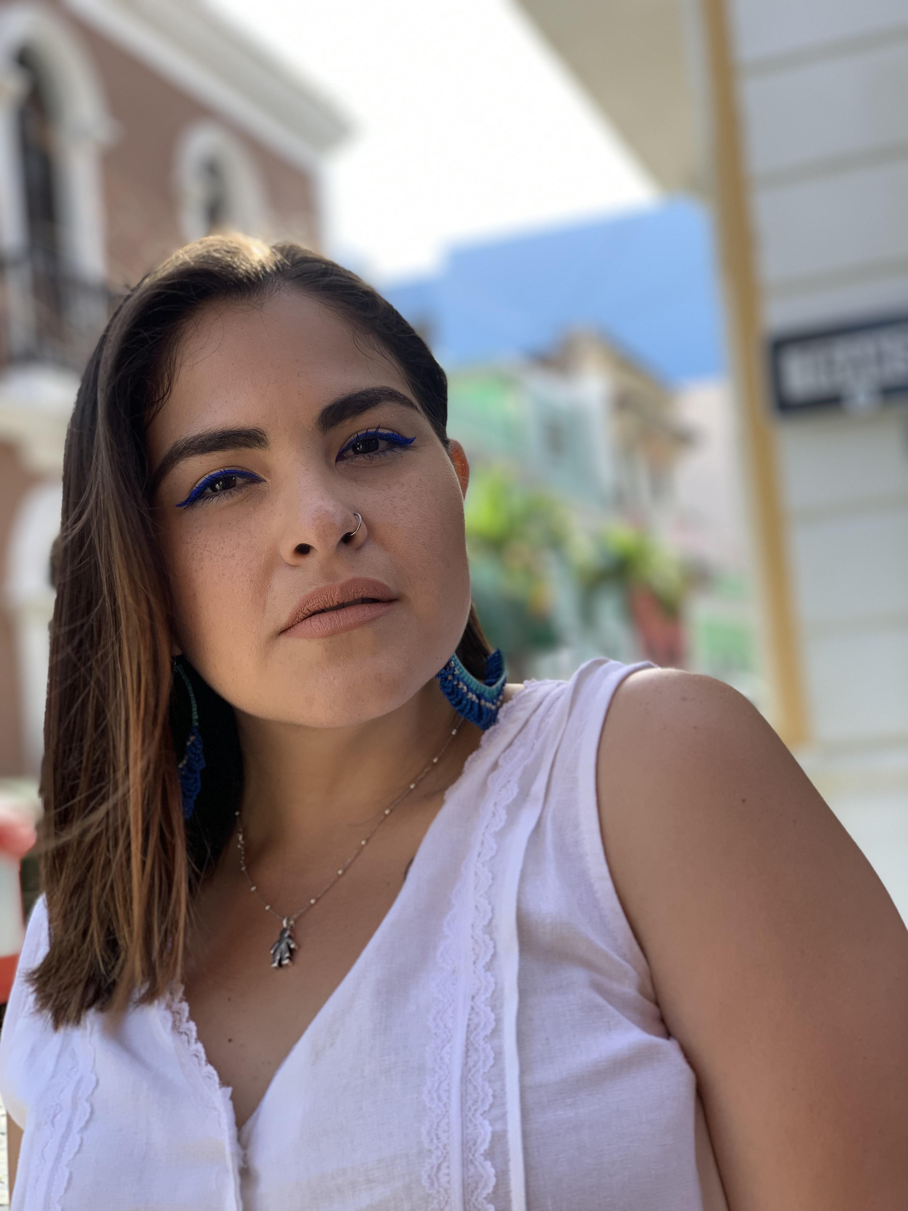 Ana Morales, creadora del blog Mamita Obrera