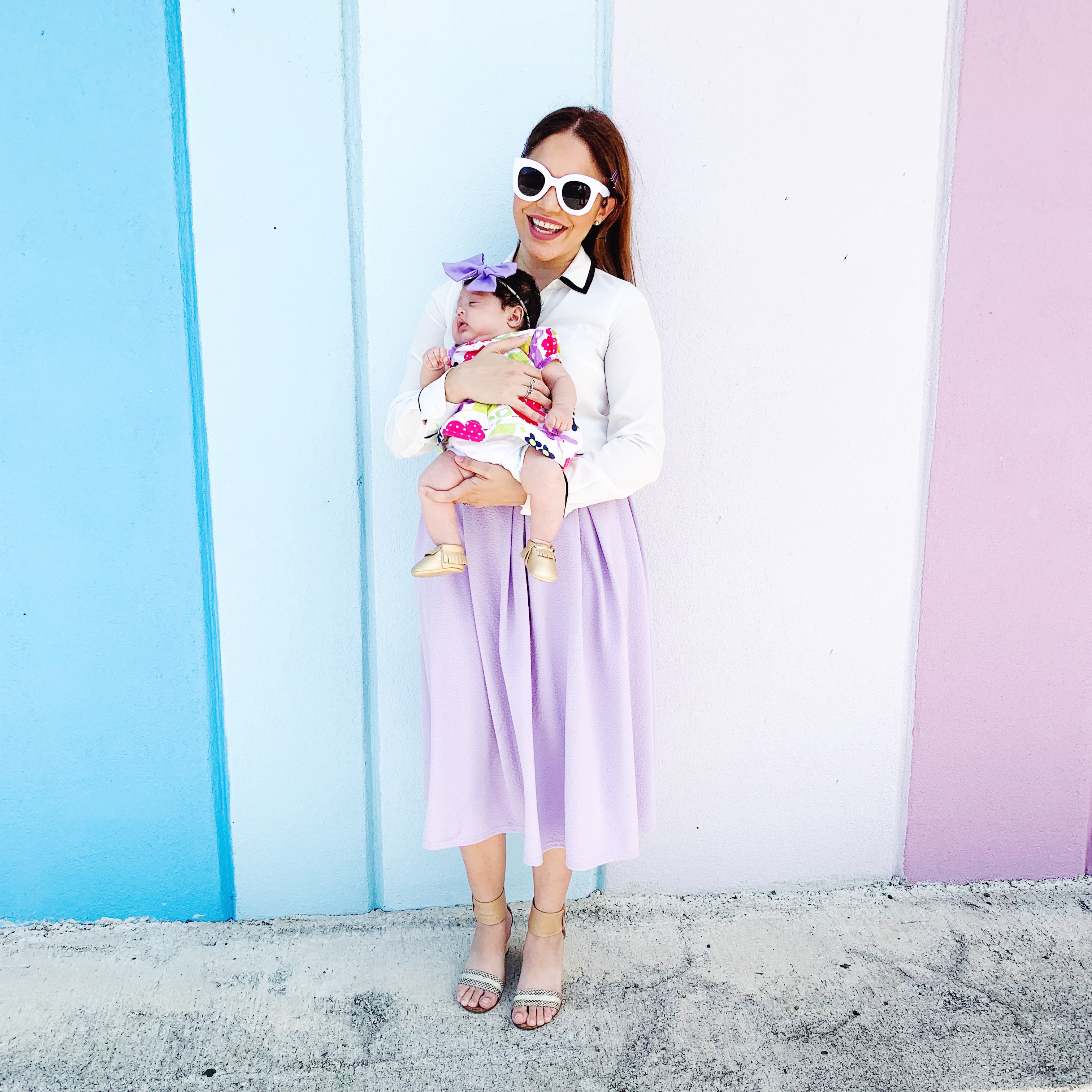 Cómo Crear Outfits Mommy and Me - Colaboración + Audio