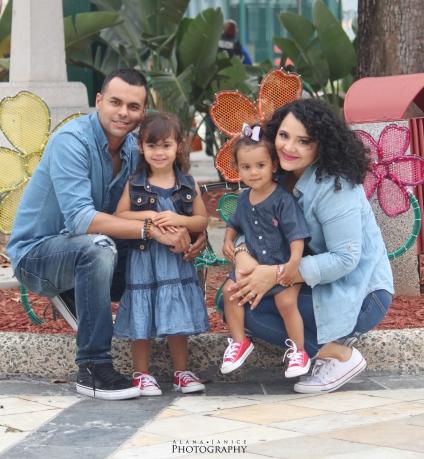 foto de toda la familia juntos